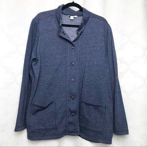 Coldwater Creek Knit Cardigan Jacket